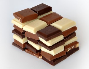 Schokolade und Gesundheit