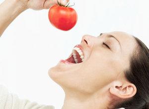 Gesünder durchs Leben dank Tomaten