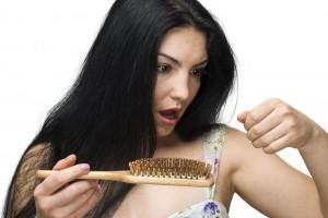 Der Albtraum einer jeden Frau: Haarausfall