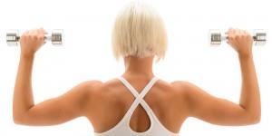 Muskelaufbau: Nicht nur für Fleischesser