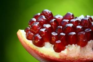 Lecker und herzgesund: Granatapfel