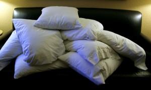 Einmal gefunden, magst du das richtige Kissen oft nie mehr hergeben