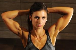 Straffe und muskulöse Oberarme müssen kein Wunschtraum bleiben