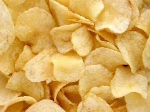 Kartoffelchips: Knabbern mit schlechtem Gewissen - die Alternative: selbstgemachte Chips