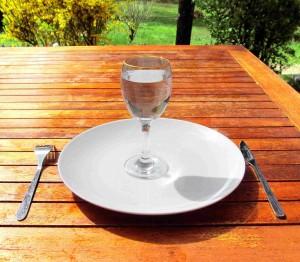 Wasserfasten: Bon Appétit