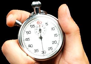 Wie viel Zeit ist dir deine Gesundheit wert?