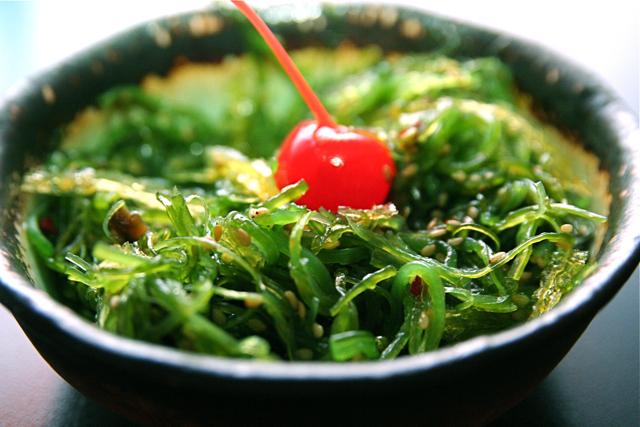 Ernährungstrend Algen