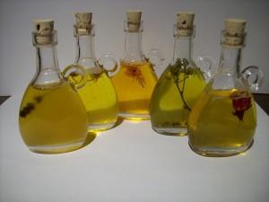 Kräuteröle im Kampf gegen Krebs
