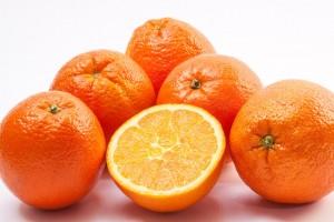 Orangen gelten als Favorit untern den Vitamin-C-haltigen Früchten - hier eine bombastische Alternative