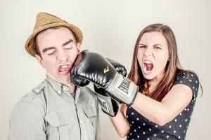 Veganer vs. Fleischesser - oft ein erbitterter Kampf