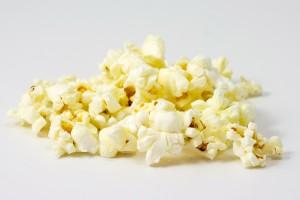 Popcorn: überraschend gesund