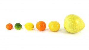 Wir zeigen dir, welche Obstschalen essbar sind