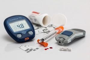 Ein Blutzuckermessgerät verrät, ob du deinen Blutzuckerspiegel senken solltest