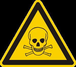 Vorsicht: Giftstoffe lauern praktisch überall