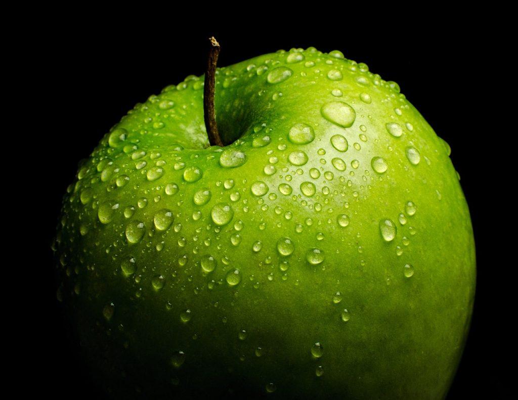 Abnehmen mit Äpfeln